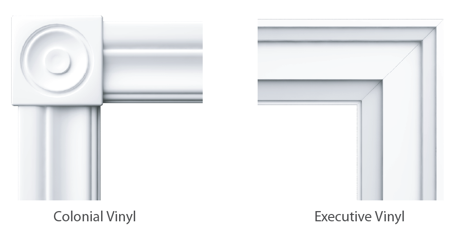 Colonial Vinyl and Executive Vinyl